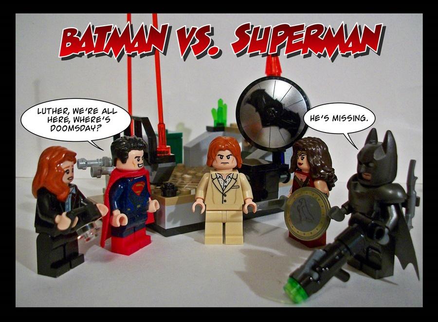 Batman Vs. Superman - Doomsday?