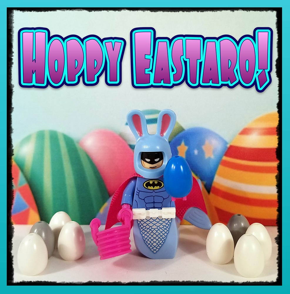 Hoppy Eastaro!