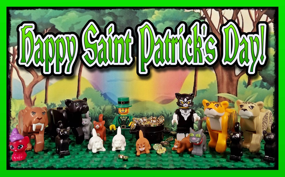 Happy Saint Catrick's Day!