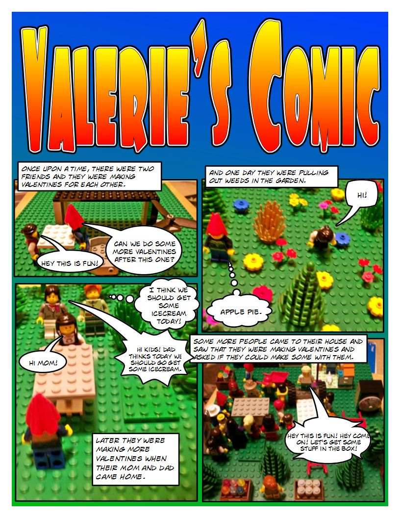 Extra Bonus - Val's Valentine Special
