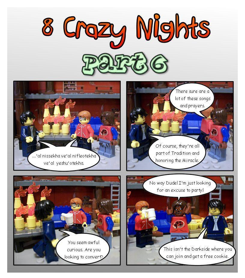 8 Crazy Nights - 6th Night