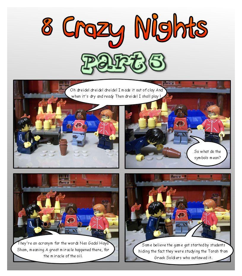 8 Crazy Nights - 5th Night