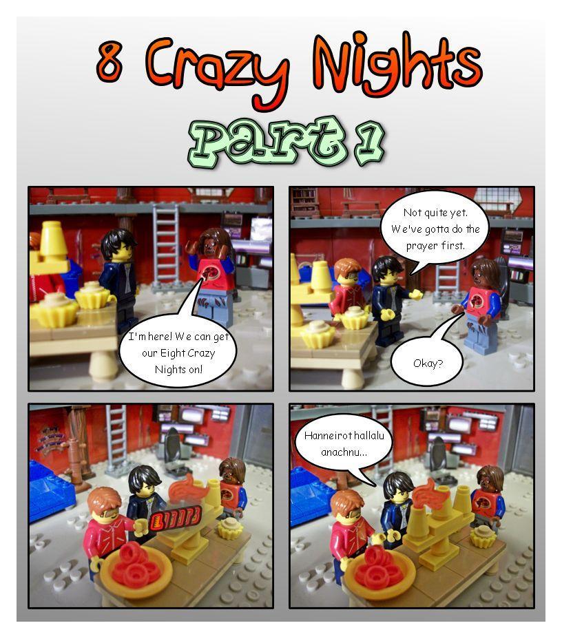 8 Crazy Nights - 1st Night