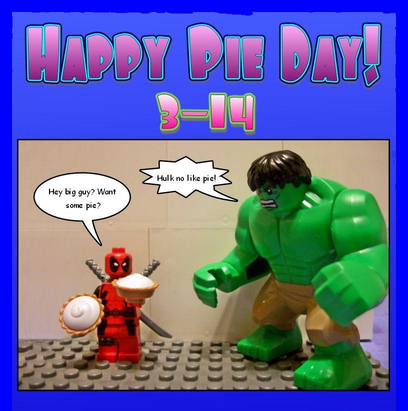Happy Pie Day!