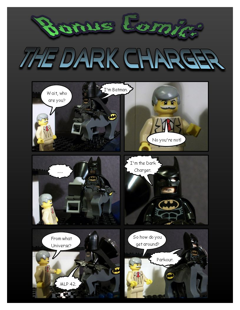 Bonus - The Dark Charger