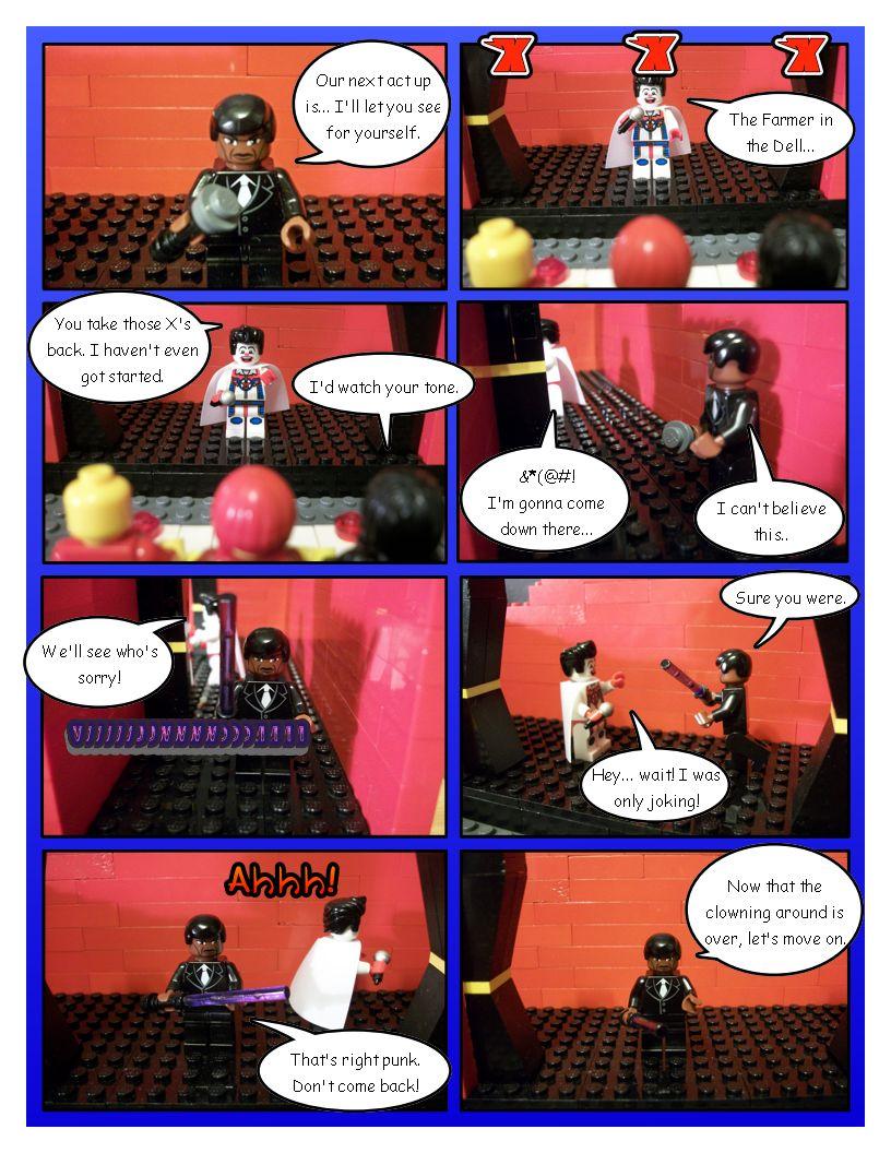 Mursten's Got Talent Season 2 - Episode 4