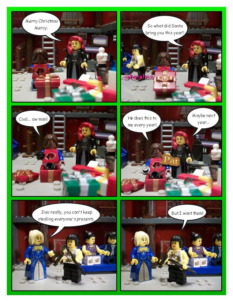 Avengers' Christmas - Part 10