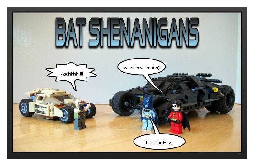 Bat Shenanigans
