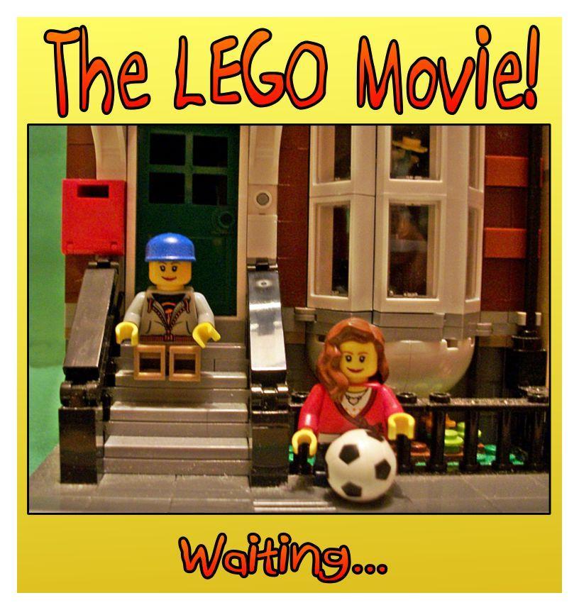 The LEGO Movie - Waiting