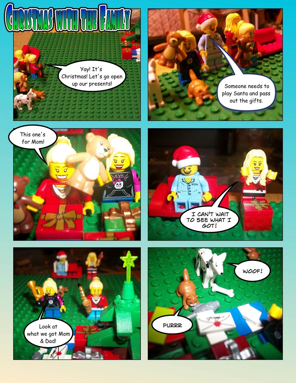 Valerie's Christmas Story Part 1