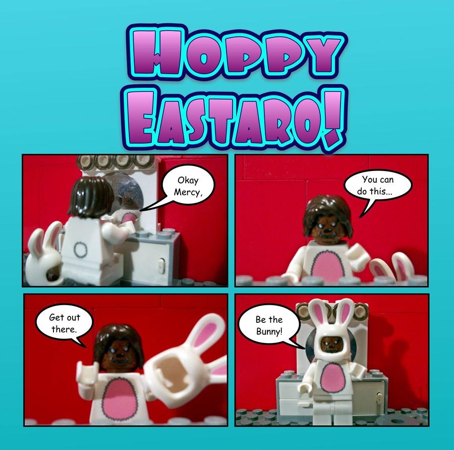 Hoppy Eastaro! Be the Bunny!